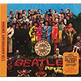 THE BEATLES Sgt. Pepper's Lonely Hearts Club Band Anniversary Edition New Stereo Mix / Mono Album / Sgt. Pepper Sessions 2CD set in Digipak [CD Audio]