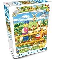 The dog of Flanders Jigsaw Puzzle - 150pcs Birthday Present
