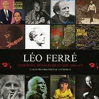Essentiel Ferre 1960 - 1974 by LEO FERRE (2011-11-07)