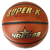 SUPER-K 7号球 PVC バスケットボール NRE882G
