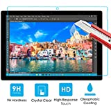 ShineZone MicroSoft Surface Pro 4 専用強化ガラスフィルム 0.3mm 表面硬度9H 指紋防止保護シール