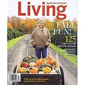 Martha Stewart Living [US] October 2017 (単号)