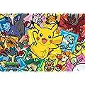 300ピース ジグソーパズル ポケットモンスター カラフルポケモンXY  アートクリスタルジグソー(26x38cm)