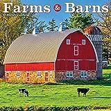 Farms & Barns 2022 Wall Calendar
