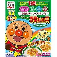 永谷園 アンパンマン ミニパック 野菜あんかけ丼 100g(50g×2)×5個