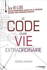 Le code d'une vie extraordinaire Paperback