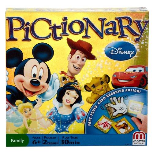 ディズニーピクショナリー (Disney Pictionary) 8716 ボードゲーム