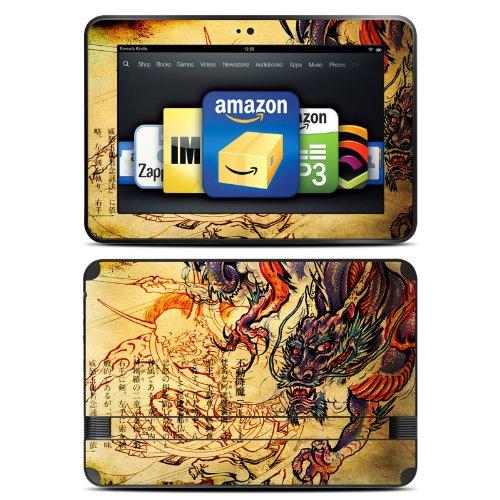 DecalGirl スキンシール Kindle Fire HD 8.9専用スキン - Dragon Legend