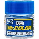 Mr.カラー C65 インディーブルー