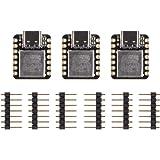 Seeed Studio Seeeduino XIAO-Arduino IDE 互換ボード SAMD21 Cortex M0+搭載 ブレッドボード互換 USB Type-C(3pcs)