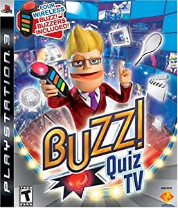 Buzz! Quiz TV Bundle(輸入版) - PS3