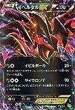 ポケモンカードゲームXY イベルタルEX(キラ仕様) / プレミアムチャンピオンパック「EX×M×BREAK」(PMCP4)/シングルカード