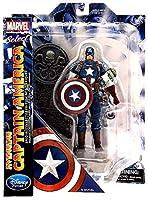 "Marvel Marvel Select Avenging Captain America 7"" Action Figure"