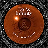 Iron Hornet♪Do As Infinityのジャケット