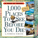 1,000 Places to See Before You Die 2012 Calendar (Page a Day Calendar)