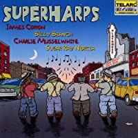 Superharps by Cotton/MusselWhite (1999-10-26)