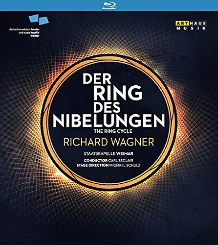 ワーグナー:楽劇《ニーベルングの指環》全曲[Blu-ray, 日本語字幕]