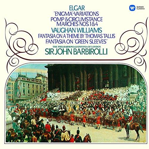 「エニグマ」変奏曲(エルガー&ヴォーン=ウィリアムズ:管弦楽曲集)
