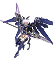 「AC」Pretty Armor PA02 1/144 可愛い ATKGIRL 美人 女性 セクシー コスプレ ロリ 機甲少女 パープル プラモデル B紫