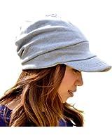 Nakota(ナコタ) スウェット キャスケット 帽子 ゆったり被れる大きめサイズ