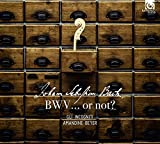 BWV... or not? ~ 偽物のバッハ (Johann Sebastian Bach : BWV... or not? / Gli Incogniti | Amandine Beyer) [CD] [輸入盤] [日本語帯・解説付] 画像