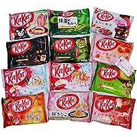 ネスレ日本 キットカット ミニ 食べ比べ8袋ランダムセット バラエティ 詰め合わせ 8種各1袋