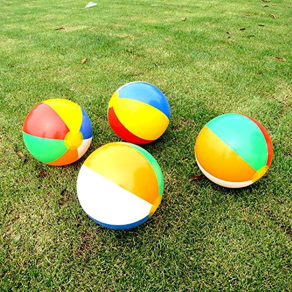レコーダーコンクリート見るYiping 子供用 教育玩具 子供用 ベビー 遊びボール 膨らませるボール 子供用 空気注入式 ポロ ビーチ おもちゃ ボール おもちゃ