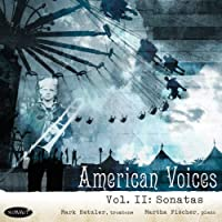 American Voices: Ii by Mark Hetzler (2010-01-12)