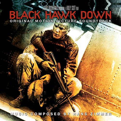 Black Hawk Down (Original Moti...