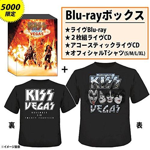 キッス・ロックス・ヴェガス【5000セット完全限定生産Blu...