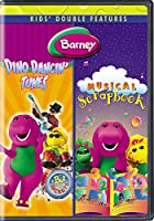 Barney: Dino Dancin' Tunes/Musical Scrapbook [DVD]