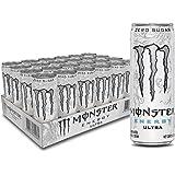 Monster Energy Zero Ultra Case, 355ml (Pack of 24)