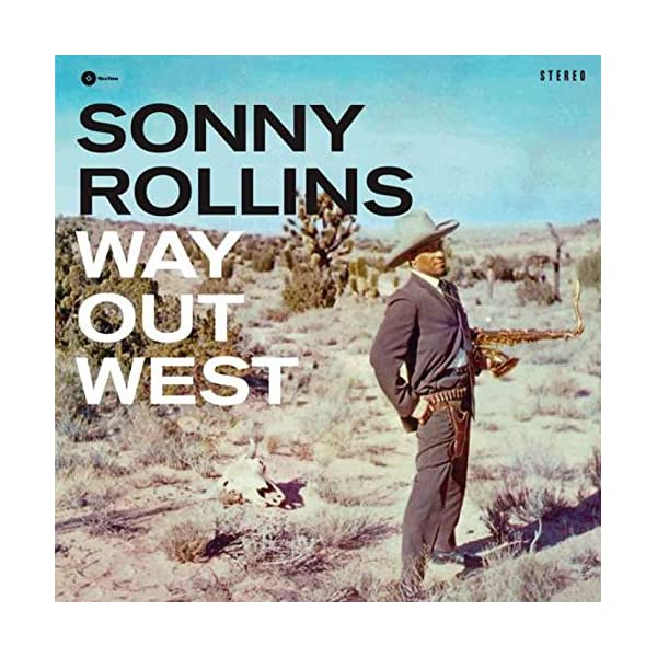 Way Out West [12 inch An...の商品画像