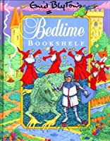 Enid Blyton's Bedtime Bookshelf containing Mr Wumble and the Dragon & The Six Red Wizards