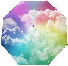 マキク(MAKIKU) 日傘 折りたたみ 軽量 自動開閉 折り畳み傘 レディース 晴雨兼用 傘 メンズ uvカット グラスファイバー ワンタッチ 紫外線対策 頑丈な8本骨 収納ケース付