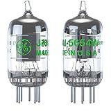 Fosi Audio 真空管7ピン 5654W TUBE-01 (J) TUBE-02 (J) TUBE-03(J)GE 6AK5 6J1 6J1P EF95 交換用 2PCS プリアンプ電子真空管 真空管シリーズ パワーアンプグレード ペアリングチ