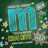 "Manhattan Records""The Exclusives""KIDS HITS50 mixed by DJ SARA&RYUSEI"