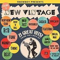 Snowboy Presents New Vintage [12 inch Analog]