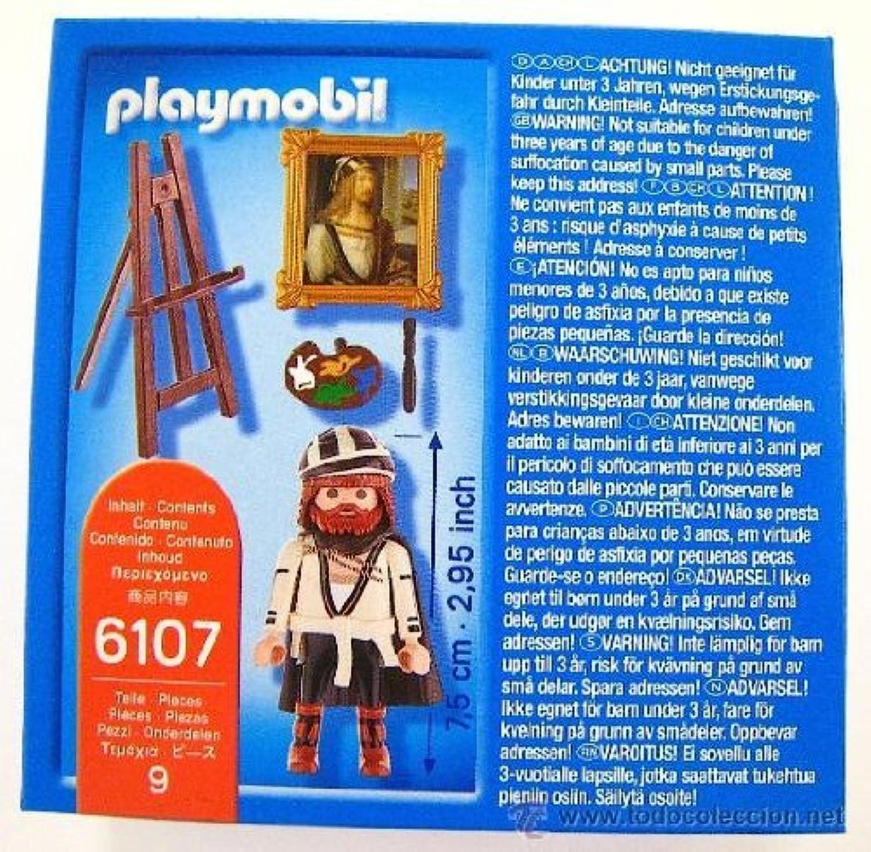 playmobil 6107 アルブレヒト?デューラー
