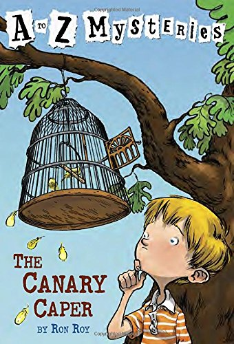 A to Z Mysteries: The Canary Caperの詳細を見る