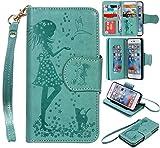 iPhone6 iPhone6s ケース カード収納 手帳型 ウォレット型 スタンド機能 ケース ストラップ付き 落下防止 マグネット開閉式 財布型 カバー iPhone 6 iPhone 6s ケース