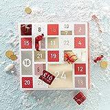 クリスマスアドベントカレンダー 大人用 アドベントカレンダー 子供用 アドベントカレンダー 24つの詰め物コンパートメント