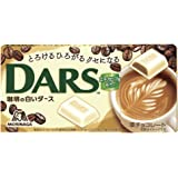 森永製菓 珈琲の白いダース 12粒 ×10箱