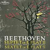 ベートーヴェン:七重奏曲、六重奏曲