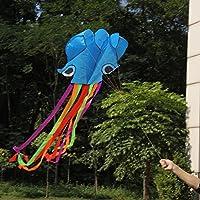 3d Kite Octopus Shape Sport KitesポータブルアウトドアFlying Designed Withファッションパターンには、美しいとクラシック