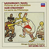 Mussorgsky: Pictures at an Exhibition by Mussorgsky (2007-02-21)