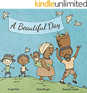 A Beautiful Day: Classic children's picture book (Traditional Chinese Edition)