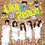 Like & Peace! アニメVer. / Dream5