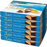 タヒチ 土産 タヒチ マンゴーチョコクッキー 6箱セット (海外旅行 タヒチ お土産)