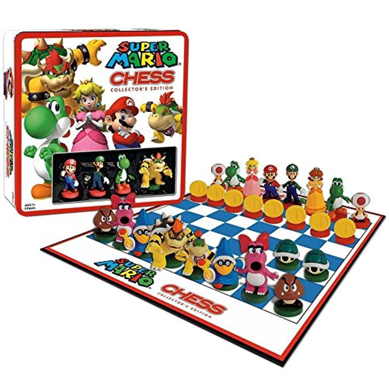 Super Mario Chess Collectors Edition [並行輸入品]